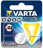 Varta 0568017 Batteries CR1632, 3 V