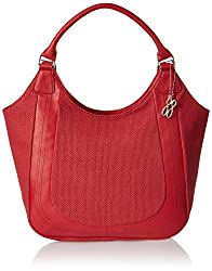 Baggit Women's Tote Bag Handbag (Red)