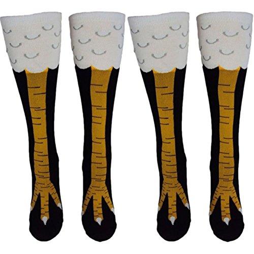 Kostüme Kostüme Funky Katze (Esen-fa Damen Kniestrümpfe Einheitsgröße Gr. Einheitsgröße,)