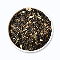 Teafloor Zesty Orange Tea| Natural Orange Tea | Fruity Aroma| No Artificial Flavour | Restricts Viral Infections | Tea Weight : 100gm /3.5oz