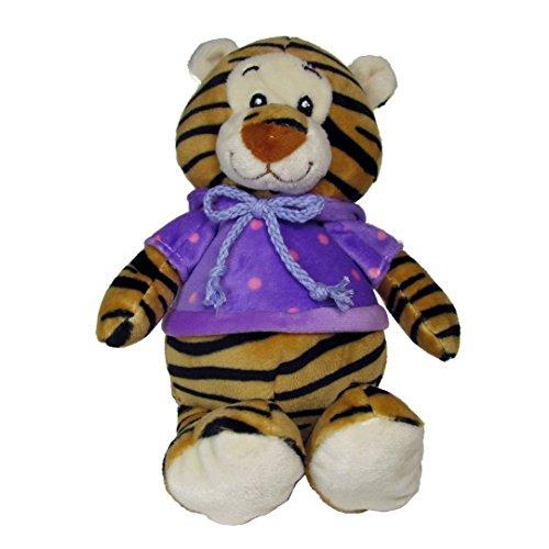 Calplush Pals 2 with Shirt Tiger Plush Animal Toy