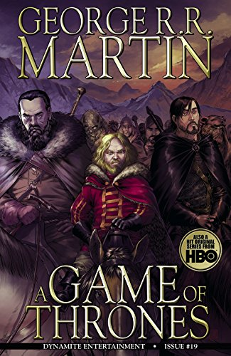 George R.R. Martins A Game Of Thrones: The Comic Book #19 ...