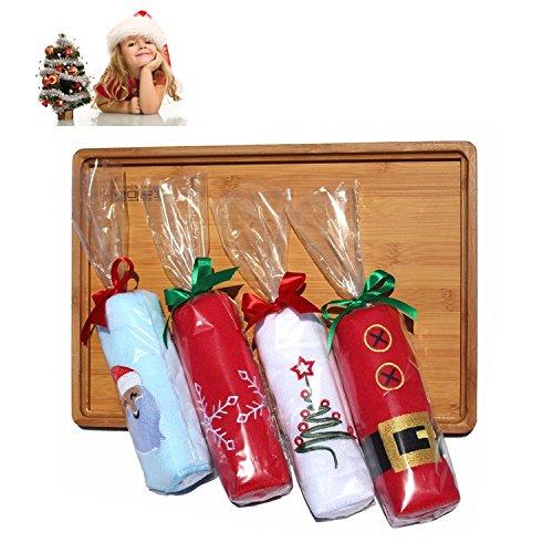 Beauty7-1 Süße Chirstmas Weihnachten Handtuch B-Weihnachten Deko Weihnachten Bastelnset Weihnachten Geschenke für Kinder