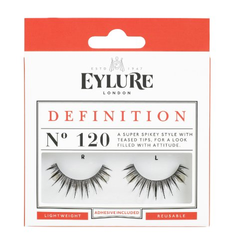 Eylure Naturalite False Eyelashes - 120