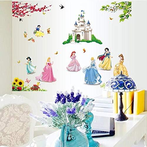 Adesivi Murali Principesse Disney.Cameretta Principessa Opinioni Recensioni Di Prodotti 2019