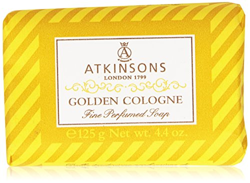 Atkinson - Golden Cologne, Sapone Profumato - 125 g