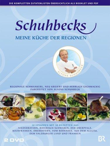 Meine Küche der Regionen