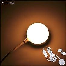 Eleidgs mini 3W 5V lampada magnetica USB luce notturna a