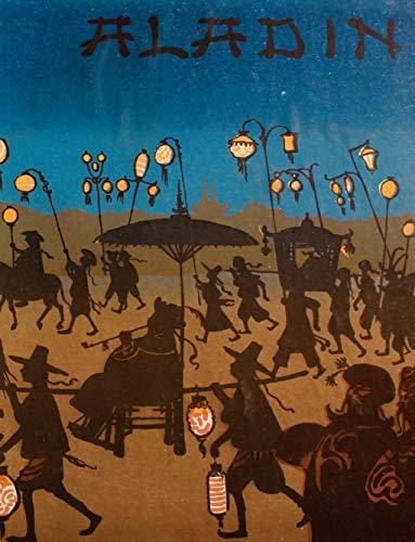 Aladin: Ombre Chinoises en Quinze Tableaux (English Edition)