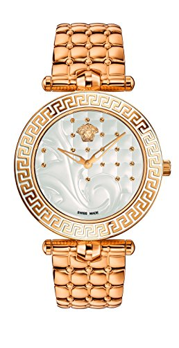 Versace Reloj los Mujeres Vanitas VK724 0015