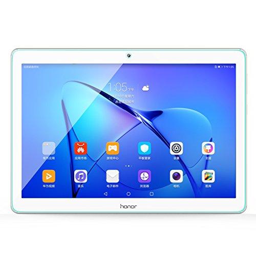 """pellicola tablet 10 pollici WiTa-Store - Pellicola protettiva trasparente per schermo Huawei MediaPad T3 Lite 10"""" senza formazione di bolle trasparente trasparente"""