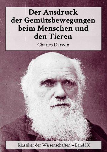 Buchseite und Rezensionen zu 'Der Ausdruck der Gemütsbewegungen beim Menschen und den Tieren' von Charles Darwin