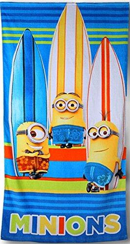 Strandhandtuch Minions