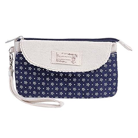 Jastore®4 Farben Niedliche Tasche Geldbeutel Fashion Süß Elegant Damen Portemonnaie Geldbörse Mädchen (Schönes Portemonnaie)