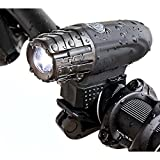 #9: Schrã¶Dinger10018 Raypal Usb Rechargeable 360° Rotation Bike Bicycle Front Headlight Head Light