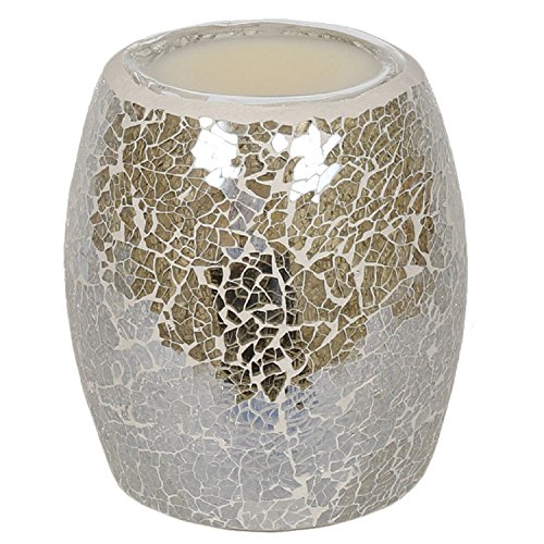 Astin of London - Aroma Accessories Electric Gold Crackle Wax Tart Melt Burner Lamp Scented Fragrance Aroma Warmer