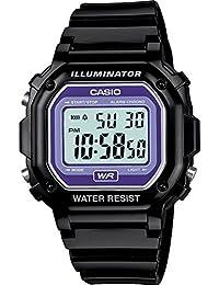 Casio F-108WHC-1BEF - Reloj (Reloj de Pulsera, Resina, Negro