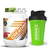 #7: Advance Nutratech Creatine Monohydrate With 30 Servings With Free Shaker (WATERMELON)