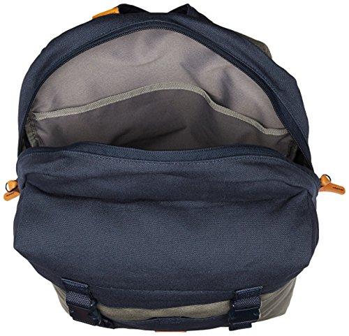 Volcom Rucksack Factor Backpack, Dark Grey, 49 x 31 x 11 cm, 20 Liter, D6531513DGR Dark Grey