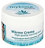 mykima Wärme Creme extra sanft und stark 200 ml Wohltuend durch die angenehme und anhaltende Wärme | Ideal bei Muskelschmerzen und Verspannungen | Super dosierbar und kein Nachbrennen