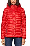 ESPRIT Damen Jacke 128EE1G009, Rot (Red 630), Medium