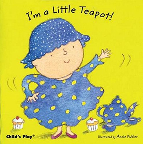 I'm a Little Teapot Cover Image