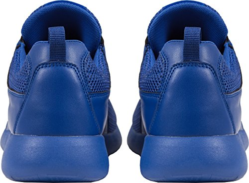 Urban Classics Light Runner Shoe Unisex-Erwachsene Low-Top Blau (cobaltblue/cobaltblue 718)