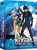 Full Metal Panic! The Second Raid + Full Metal Panic? Fumoffu (DVD Box)