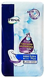 TENA Extra plus * 8 pz. - Sanitary napkins pantyliners