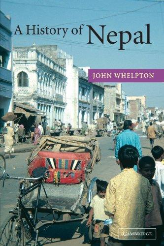 A History of Nepal por John Whelpton