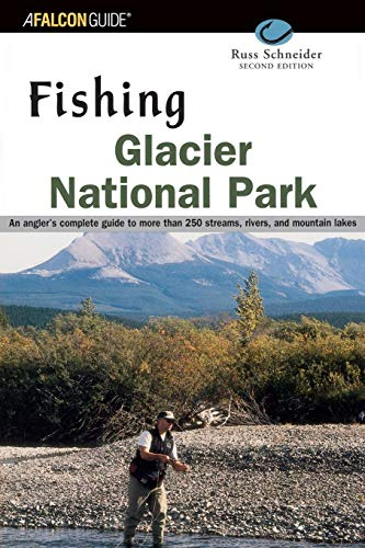 Fishing Glacier National Park (Park Glacier National Angeln)