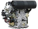 Rotek luftgekühlter 2-Zylinder-V 4-Takt 912ccm Dieselmotor, ED4-2V-0910-E-Q2