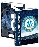 Image de Agenda scolaire OM 2016 / 2017 - Collection officielle OLYMPIQUE DE MARSEILLE - Rentrée scolaire