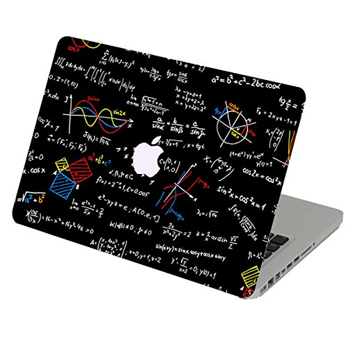 Theskinmantra OMG maths! Apple Macbook Air 13 DECAL/SKIN with Apple cut logo and Round Edges