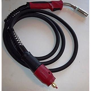 MIG/MAG Brenner-Schlauchpaket MB25 3Meter mit Teflonseele
