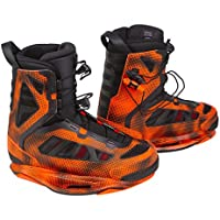 RONIX Parks Intuition Botas Wakeboard, Hombre, Naranja (Electric Orange), 10