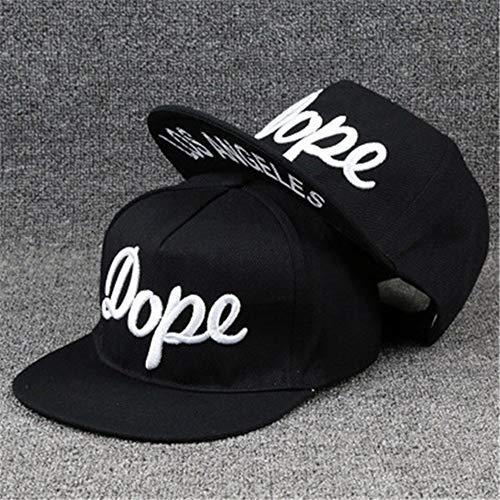 sdssup Hallo grau Hip Hop Hut koreanische Sonnencreme Flut Baseball Cap Stickerei Flache Paar Hut Dope Hat 可