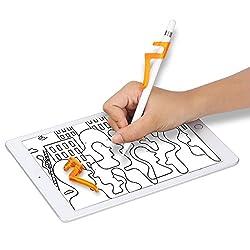 Apple Bleistift Pencil Clip Mit Iphoneipad Ständer Funktion 2 In 1, Pc Pen Palapple Bleistift Clip Für Apple Ipad Pro Bleistift