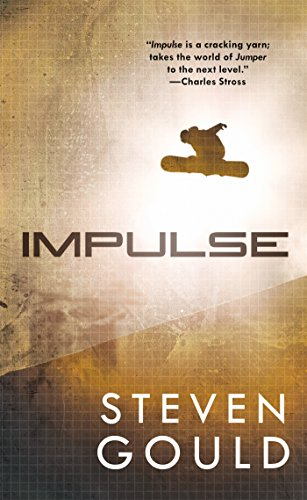 Impulse: A Jumper Novel