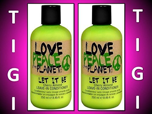 tigi-love-peace-the-planet-let-it-be-cherry-almond-leave-in-conditioner-845-fl-oz-pack-of-2-by-tigi