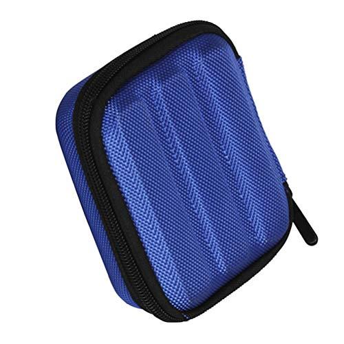Portable Durable Oxford Fabric Rainproof Lightweight Shockproof Carring Case Bag Cover für 10 Harmonica (Mundharmonika-tragetasche)