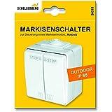 Schellenberg 25010 Markisenschalter für Außenbereich
