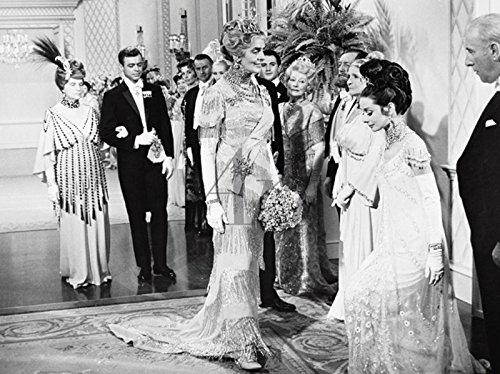 Artland Poster oder Leinwand-Bild fertig aufgespannt auf Keilrahmen mit Motiv Filmszene My fair Lady 1964 Film & TV Stars Fotografie Schwarz/Weiß