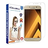 CELLBELL Samsung Galaxy A5(2017)(Front) Scratch Guard with Installation Kit