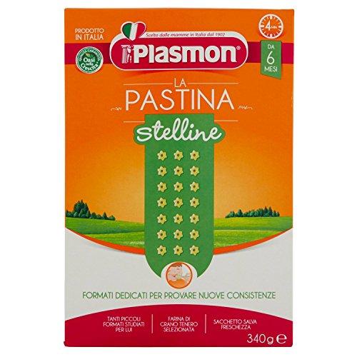 Plasmon Oasi nella Crescita Stelline 1 Confezione