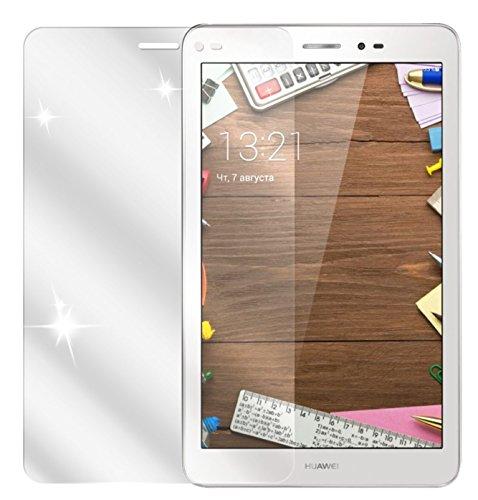 dipos I 2X Schutzfolie klar passend für Huawei MediaPad T1 8.0 / Honor T1 Folie Bildschirmschutzfolie