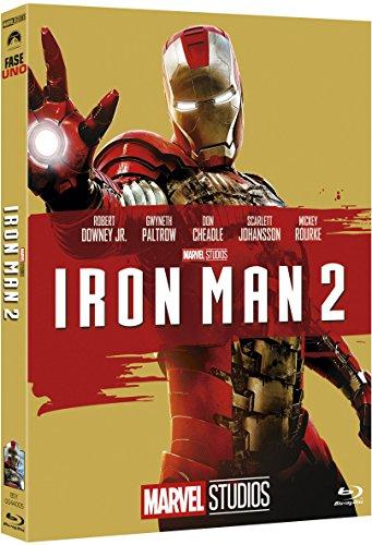 Iron Man 2 - Edición Coleccionista [Blu-ray]