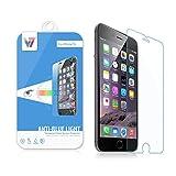 V7 Bildschirmschutz bruchsicherem gehärteten Glas mit Blaulichtfilter für Apple iPhone 6