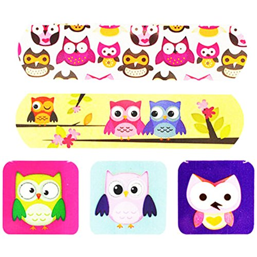 cute-cartoon-first-aid-bandages-bandaging-supplies-band-aids-owl