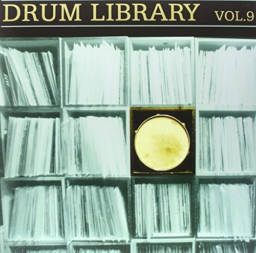 Drum Library Vol. 9 [Vinyl LP]
